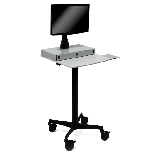 Mov-it All-in-One Cart: Aluminum (CC06A4150)