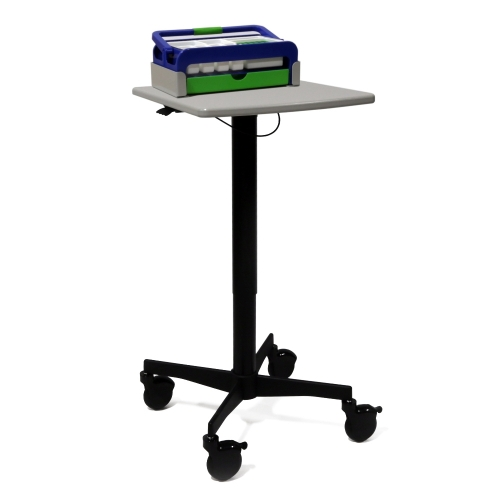 Mov-it Phlebotomy Cart: Thermofoil