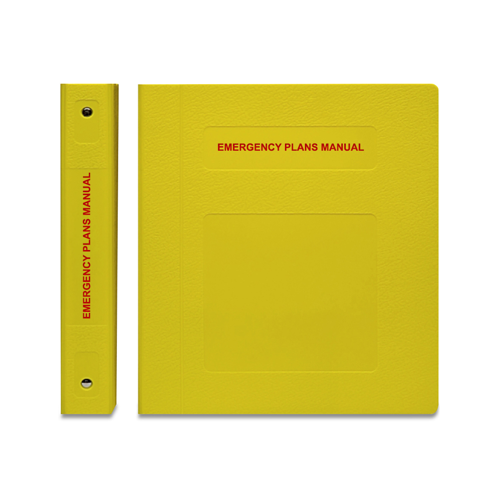 Emergency Plans Manual