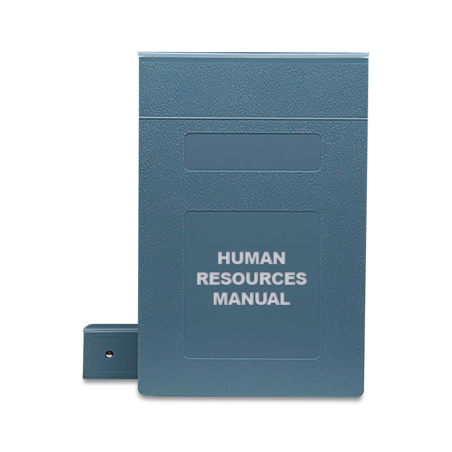 Human Resources Manual: Top Open (MCMHR2031-)