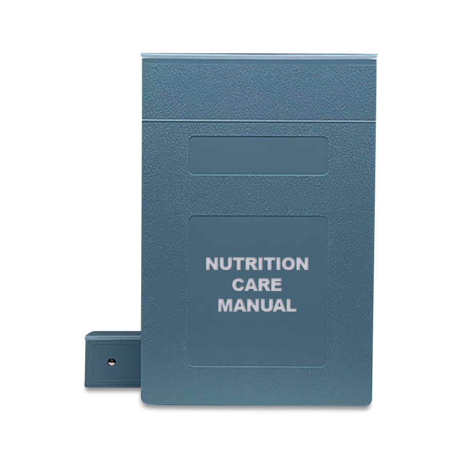 Nutrition Care Manual: Top-Open (MCMNUTR20)