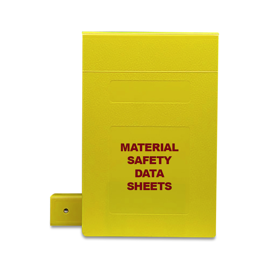 MSDS Manual: Top Open