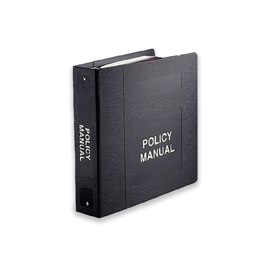 Policy Manual: Side-Open