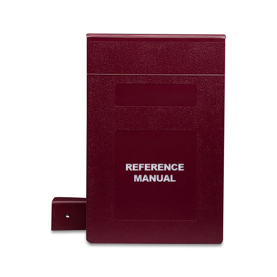Reference Manual: Top-Open (MCMREF20)