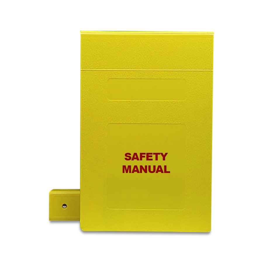 Safety Manual Top Open (MCMSM2031)
