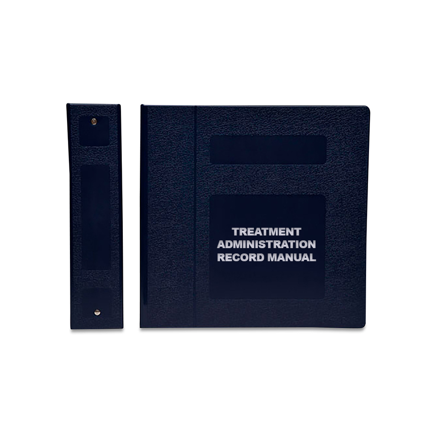 Treatment Administration Record Manual Side Open (MCMTAR2030)