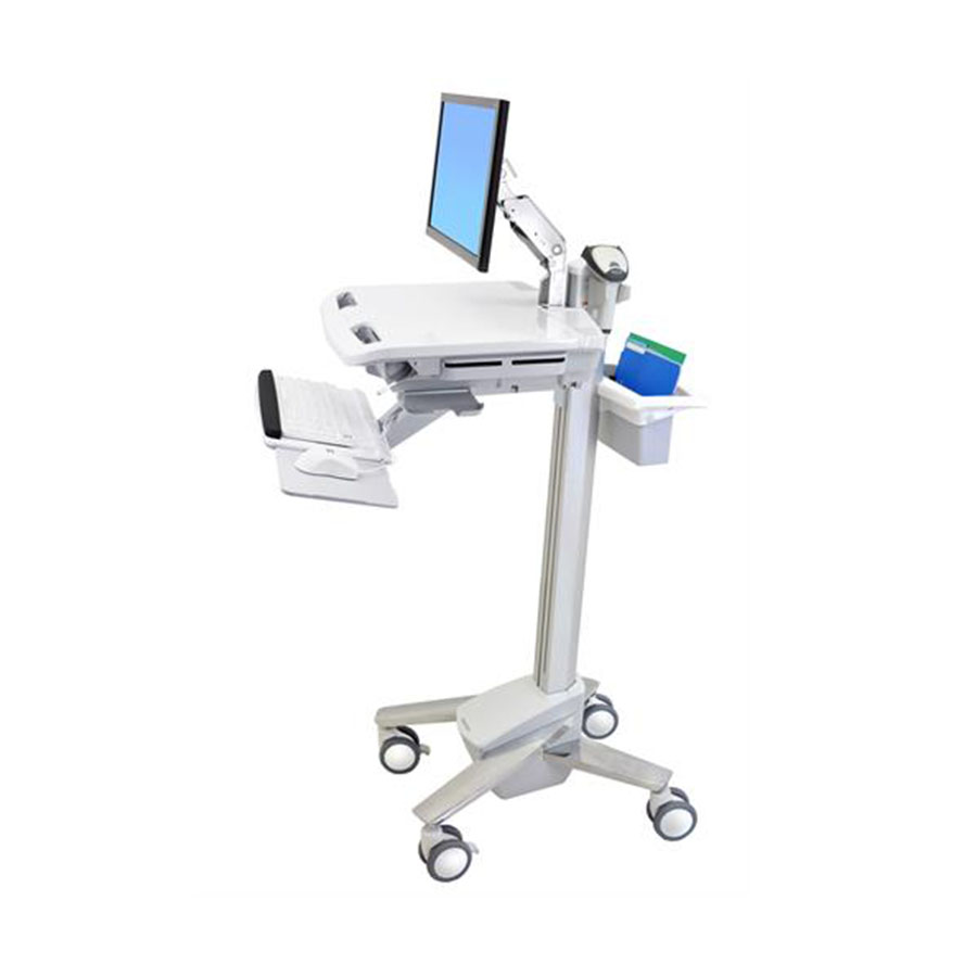 StyleView® Cart with LCD Arm Documentation Medical Cart