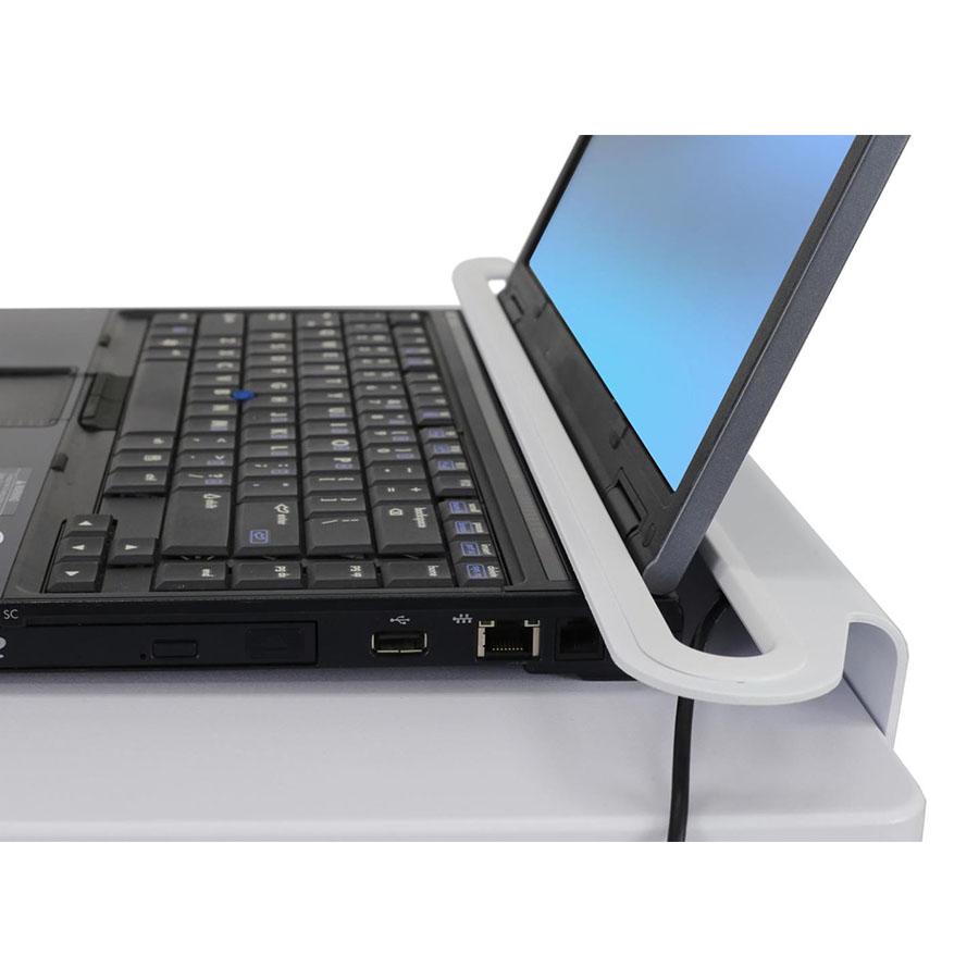 StyleView® Laptop Cart, SV10 Documentation Medical Cart