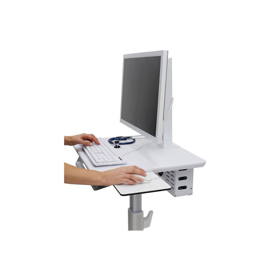 StyleView® Lean WOW™ Cart, SV10 Documentation Medical Cart