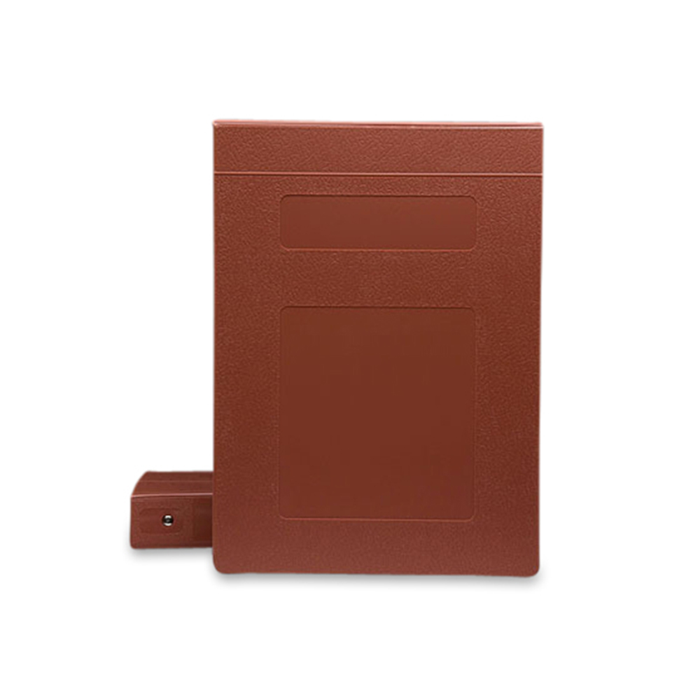 "T/O 1"" Spine Antimicrobial 3 Ring Ringbinder - SALE (M400-SALE)"
