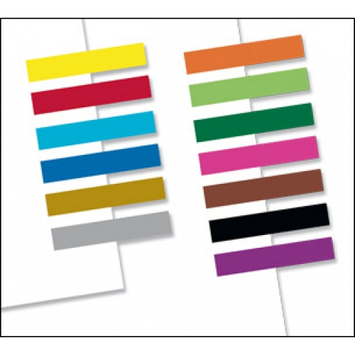 "3/16"" x 1"", 240 Flags Redi -Tag 13-Color Assortment (20202)"