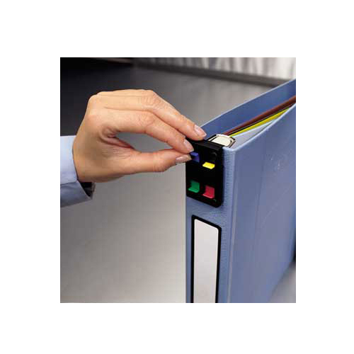 Slide-Alert Stick-On Signal Device For All Size Binders (4114)