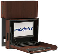 CXT-6015 Right Swivel with Tilting Monitor Mount