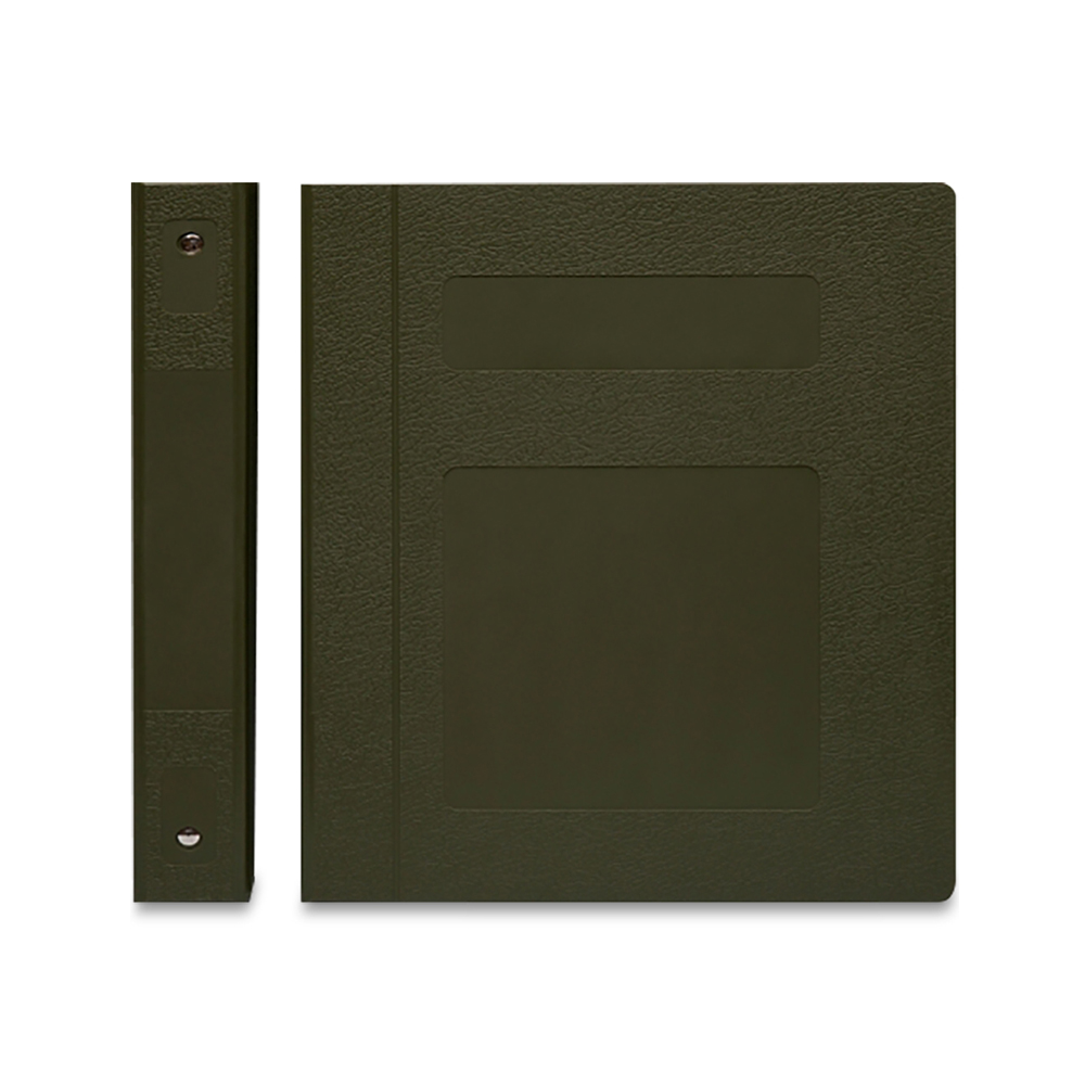 "S/O 1"" Spine Antimicrobial 3 Ring Ringbinder - SALE (M40-SALE)"