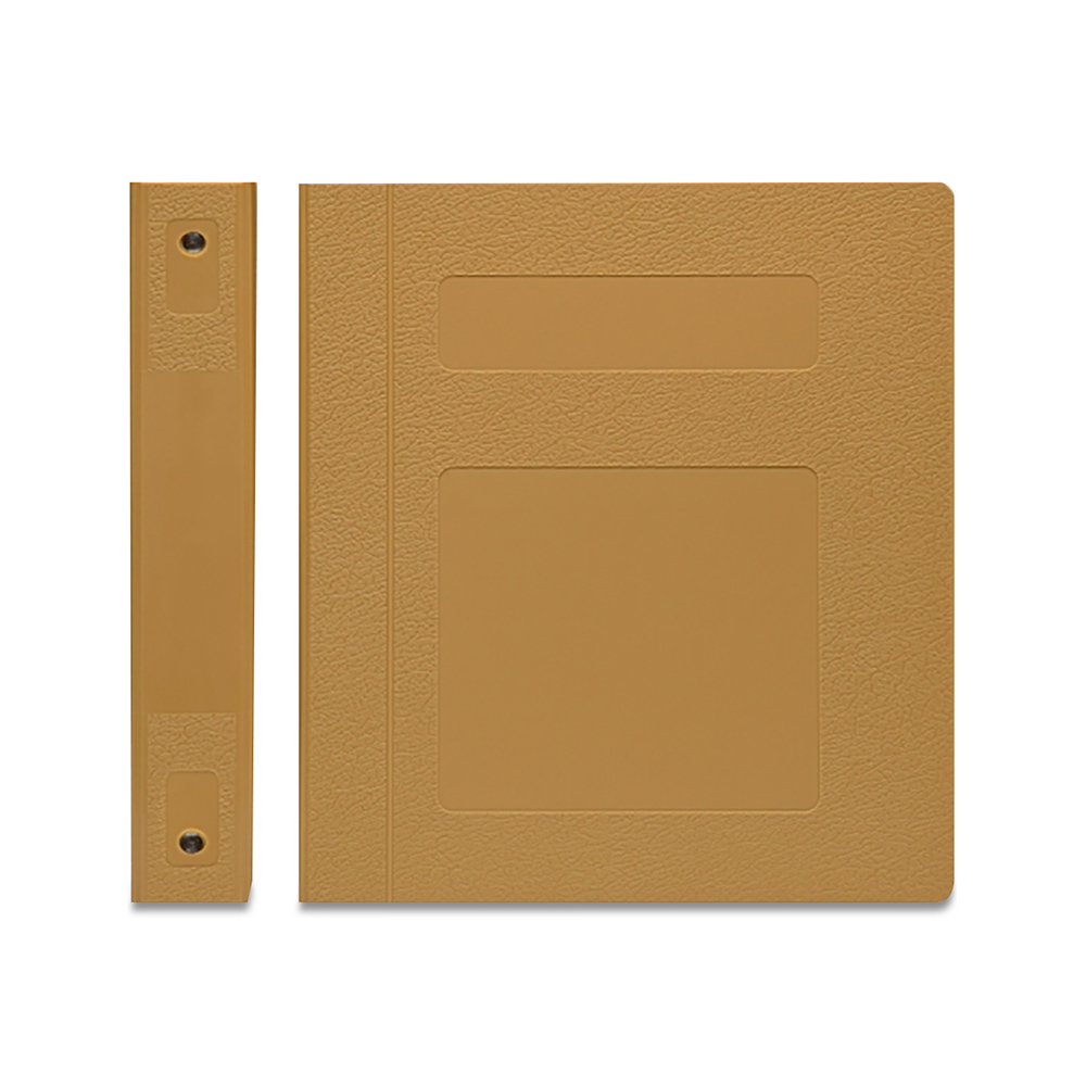 """S/O 1"""" Spine Antimicrobial 3 Ring Ringbinder - SALE (M40-SALE)"""