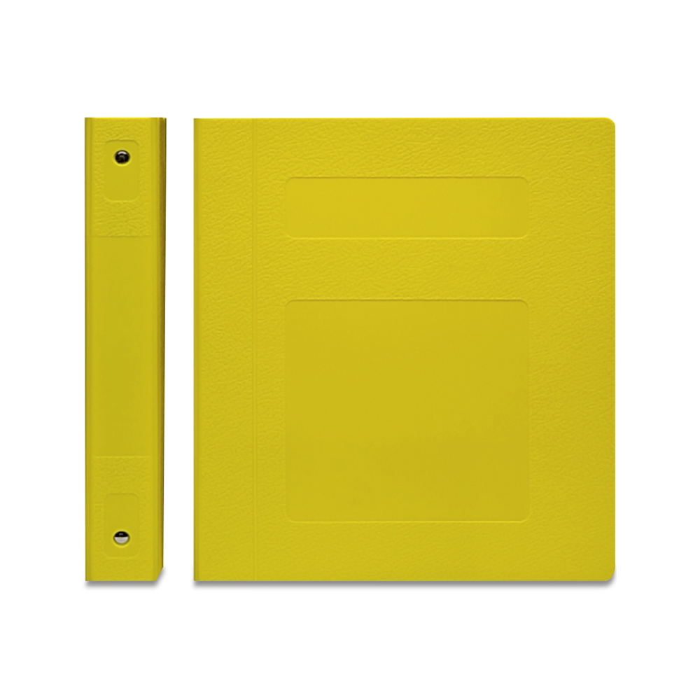 "S/O 1"" Spine Antimicrobial 3 Ring Ringbinder - SALE"