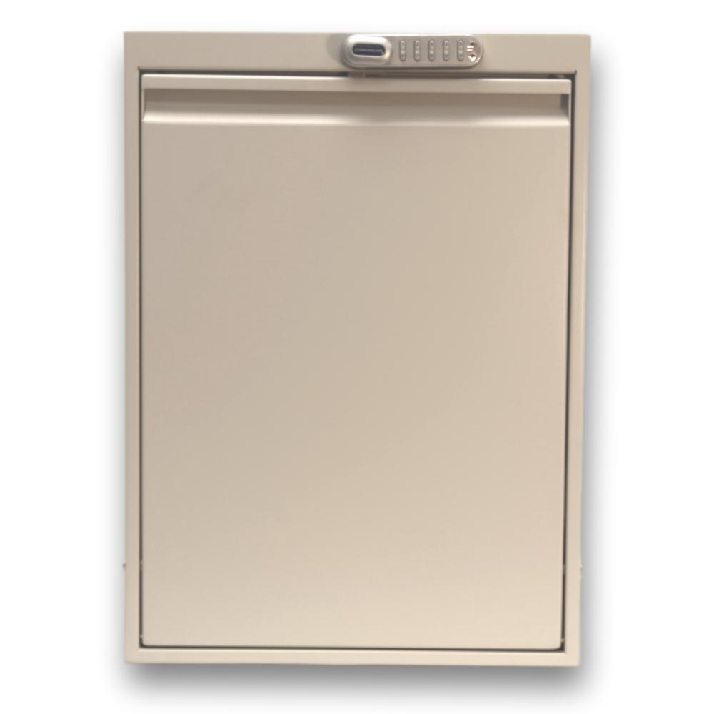 Stor-it Single Electronic Locking Tech Cabinet (MWD560SC-33-CEL)