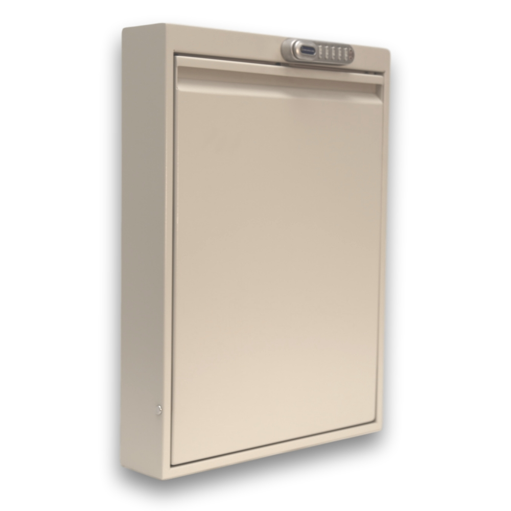Stor-it Single Electronic Locking Tech Cabinet (MWD560SC-33-CEL)