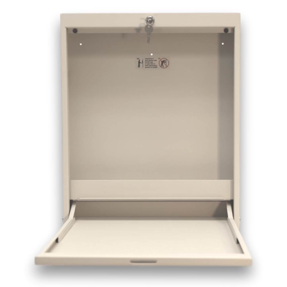 Stor-it Single Locking Technology Cabinet (WD560-SLOCK-33)