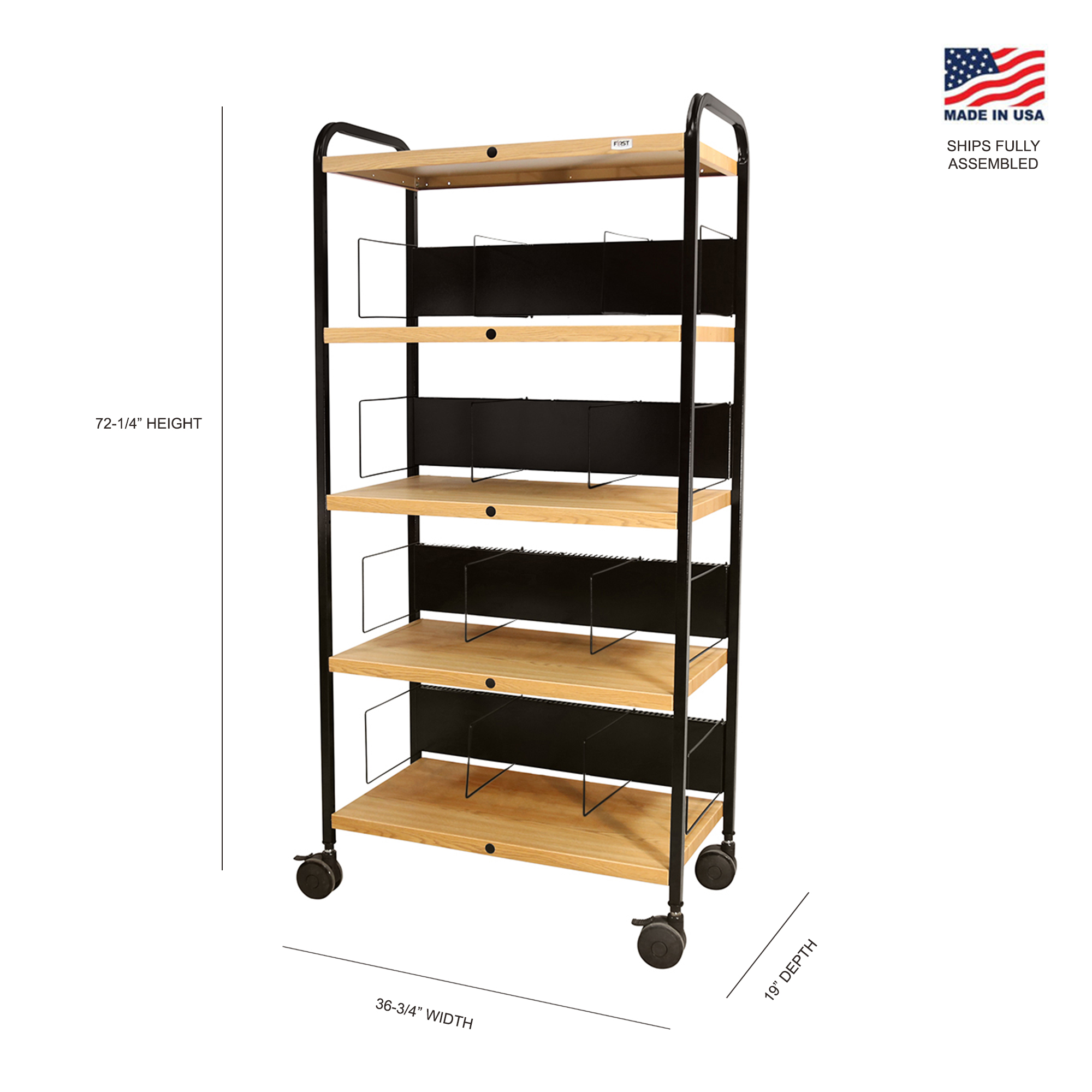 Mov-it Elite chart Rack: Series I