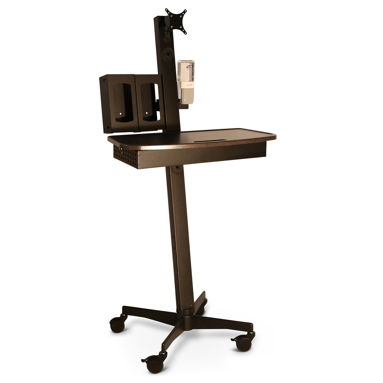 Mov-it Multiflex Cart Mobile Workstation Infection Prevention