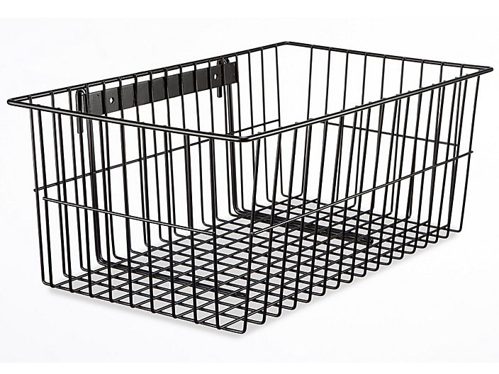 Hanging Utility Wire Basket (H-4841BL)