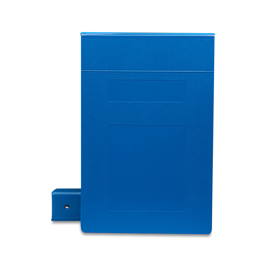 "T/O 1 1/2"" Light Blue Ringbinder"