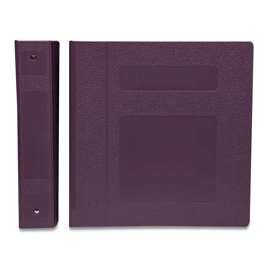 S/O 2' Mulberry Ringbinder