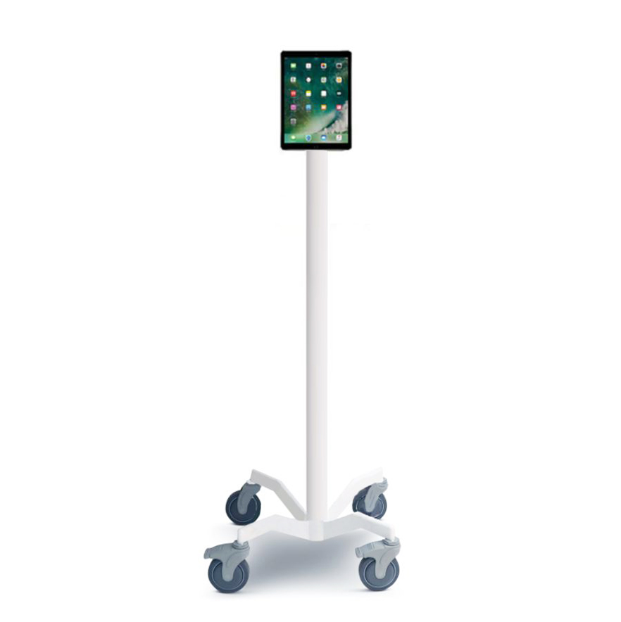 Mov-it Tablet Roll Stand White