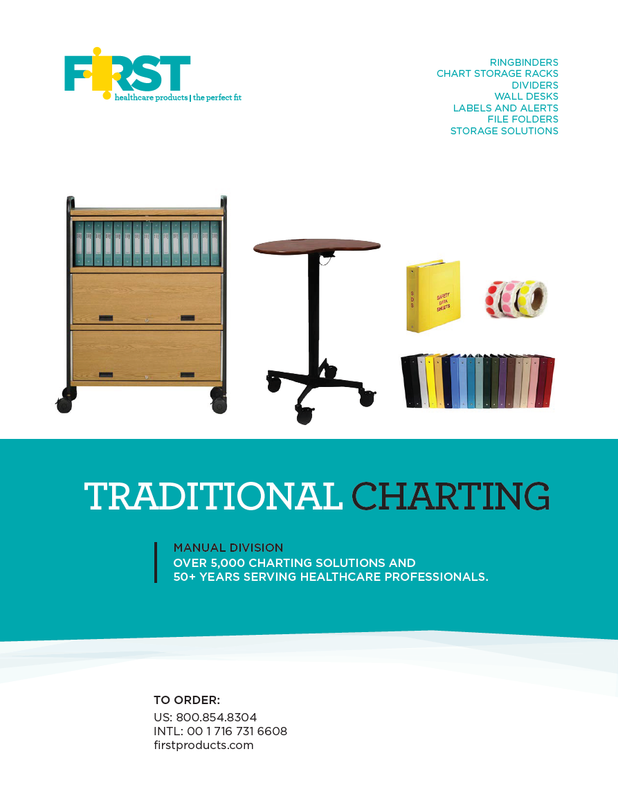 Traditional Products Catalog