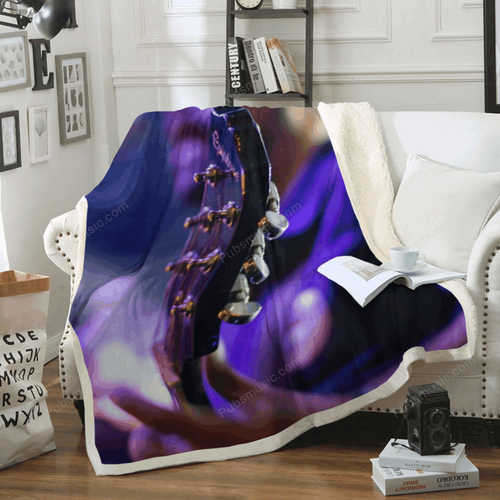 Musical concert - Music Art For Fans Sherpa Fleece Blanket