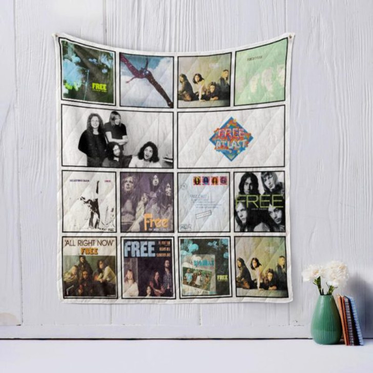 Free 3D Personalized Customized Quilt Blanket ESR15 Design By Exrain.com