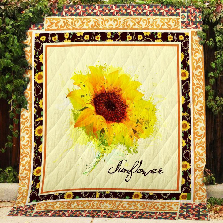 Sunflower Quilt on Sale Now