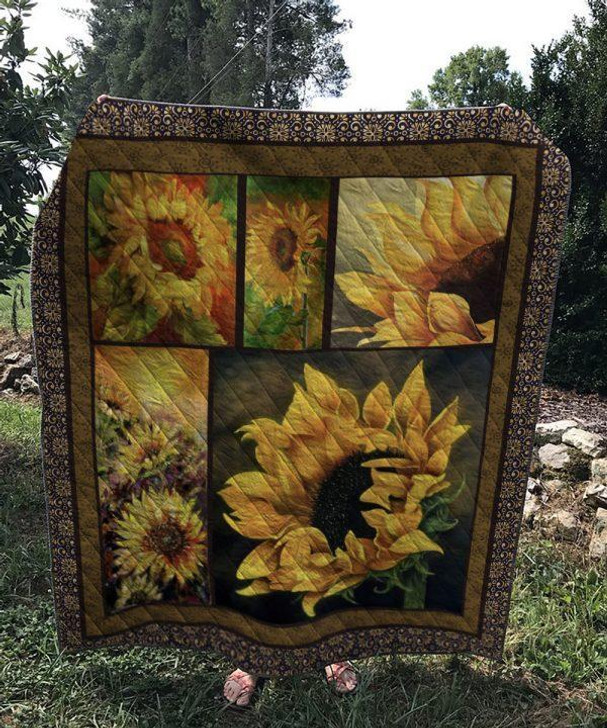 Sunflower Quilt On Sale!