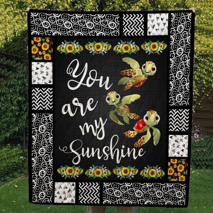 You'Re My Sunshine Blanket Quilt on Sale Now