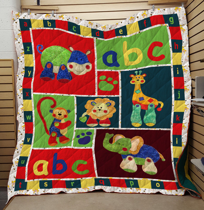 Baby Quilt Blanket TH10072019