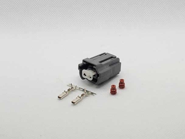 Mazda Protege Fuel Injector Connector Only