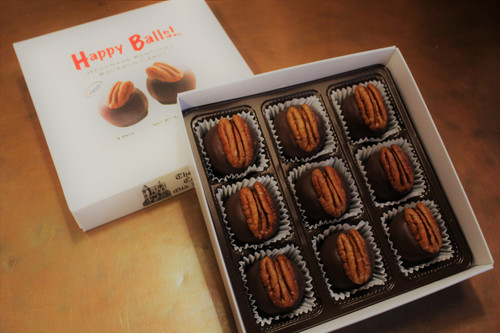 Packaged Kentucky Bourbon Balls - Handmade - Old Louisville Candy Company