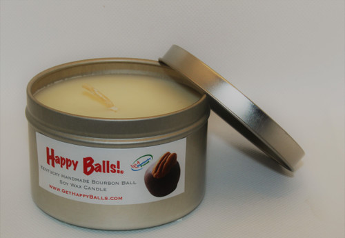 Happy Balls! Bourbon Ball Scented Candle