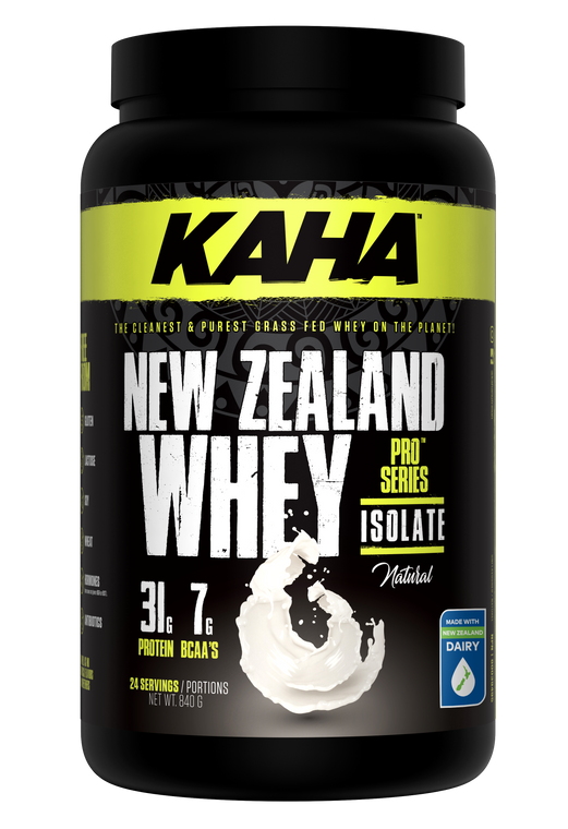 NEW ZEALAND WHEY (ISOLATE) NATURAL 840g