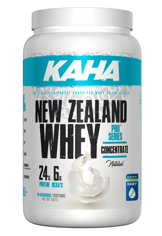 NEW ZEALAND WHEY (CONCENTRATE) NATURAL 840g
