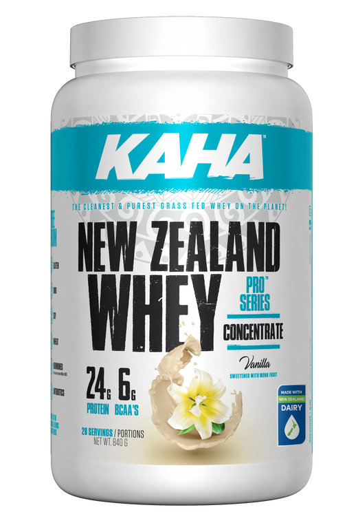 NEW ZEALAND WHEY (CONCENTRATE) VANILLA 840g