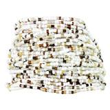 Faux Beaded Bracelet White YB8001-C4