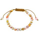 Pastel Agate Bracelet YB8015-C6