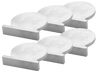"""4"""" X 3/8"""" Knock Down Targets - (6 Pack)"""