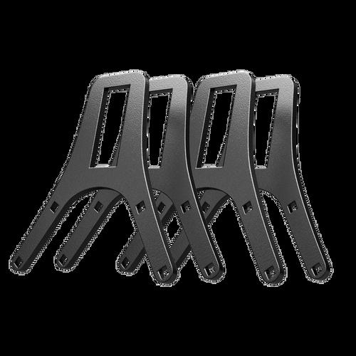 2x4 Brackets (2 Pairs)
