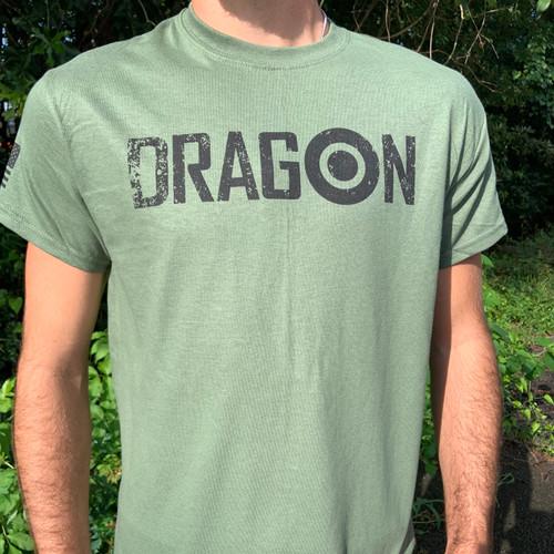 Dragon Targets Freedom T-Shirt