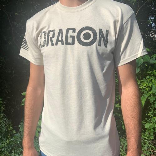 Dragon Targets Sand T-Shirt
