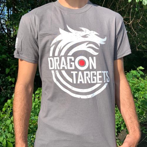 Dragon Targets Logo T-Shirt