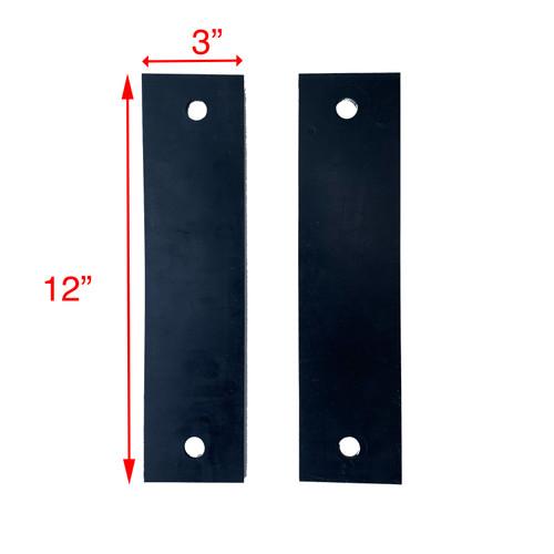 "12"" x 3"" Strap (2)"